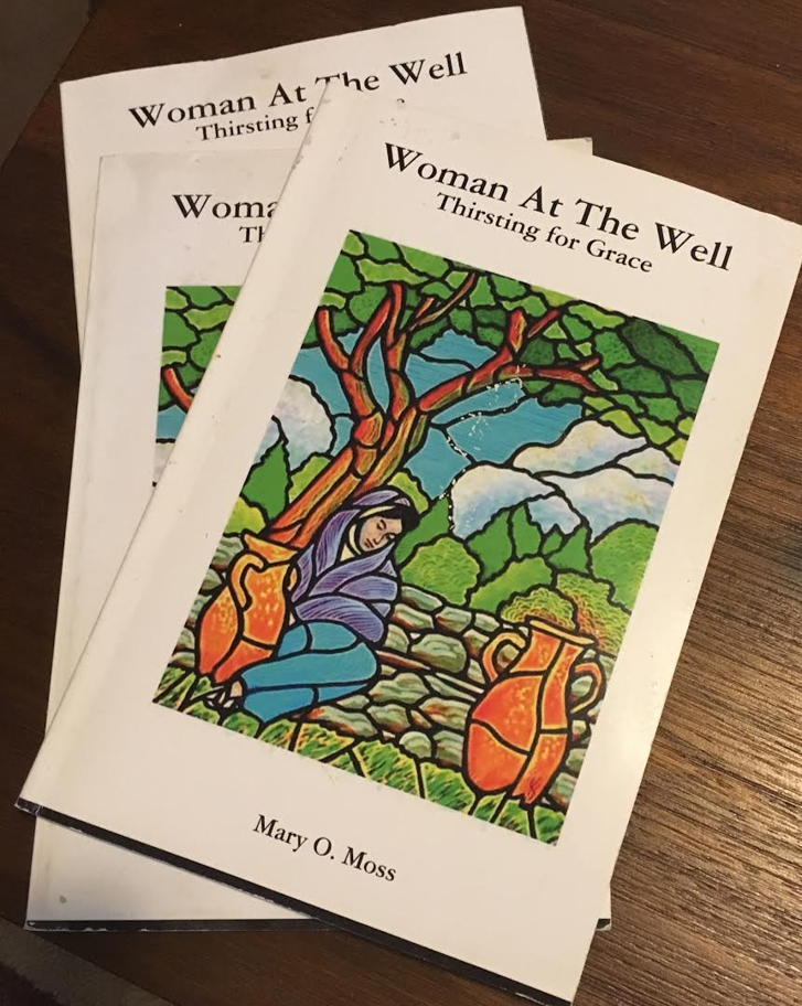 woman at the well - 3 copies